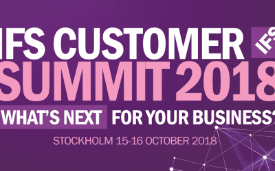 IFS Customer Summit 2018