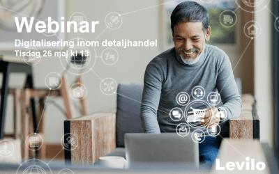 Webinar – Digitalisering inom detaljhandel
