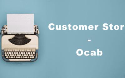 Customer Story – Ocab