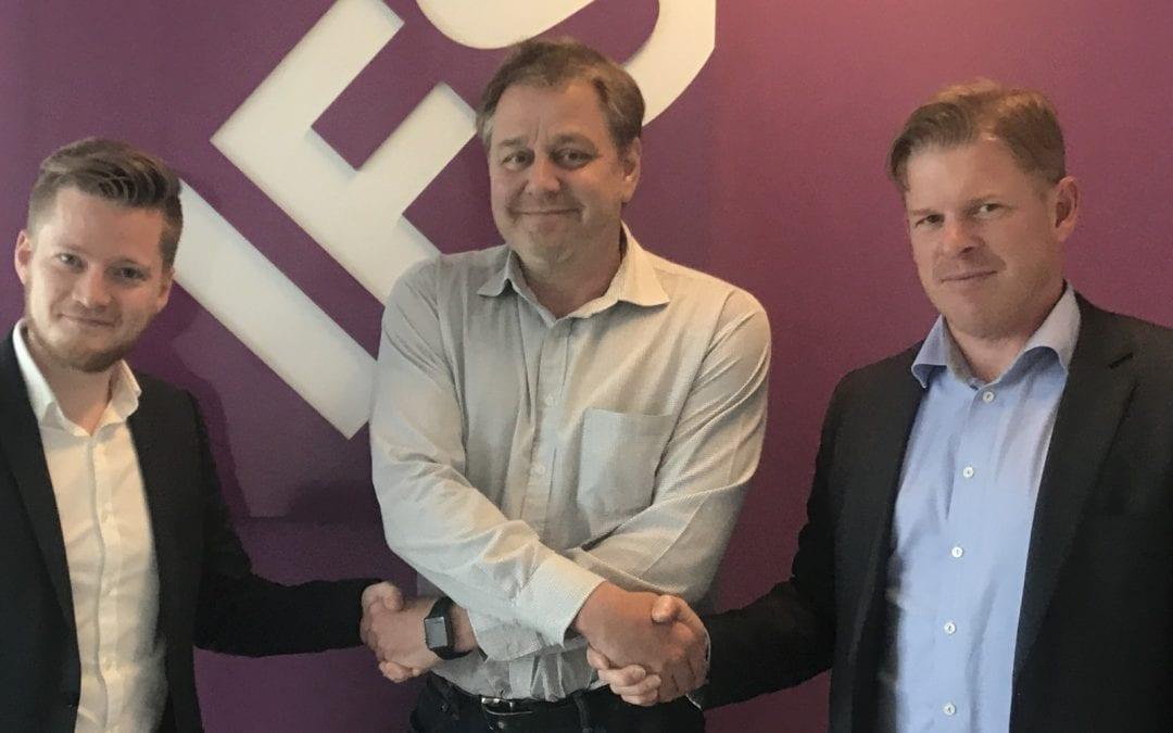 Levilo tecknar nytt avtal med IFS