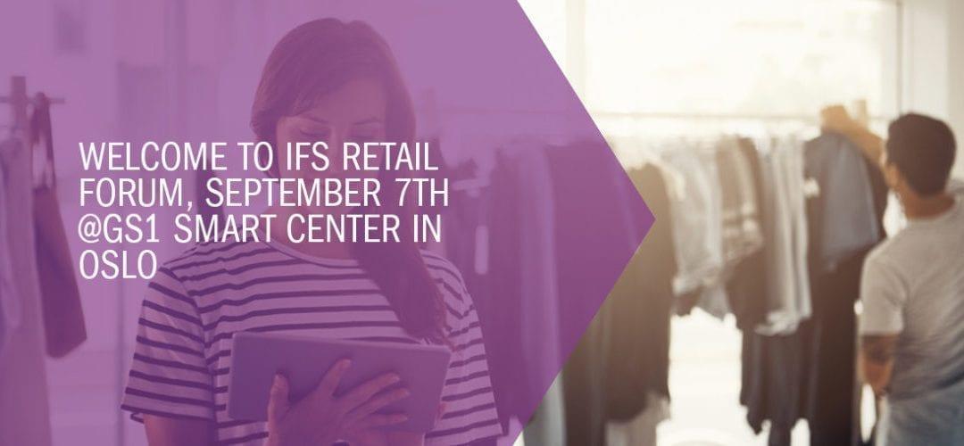 IFS Retail Forum 2017