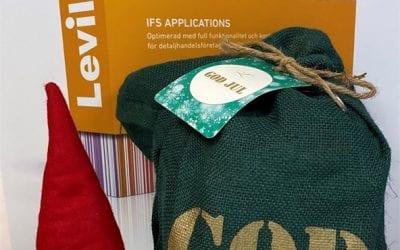 Levilo önskar alla kunder, partners…