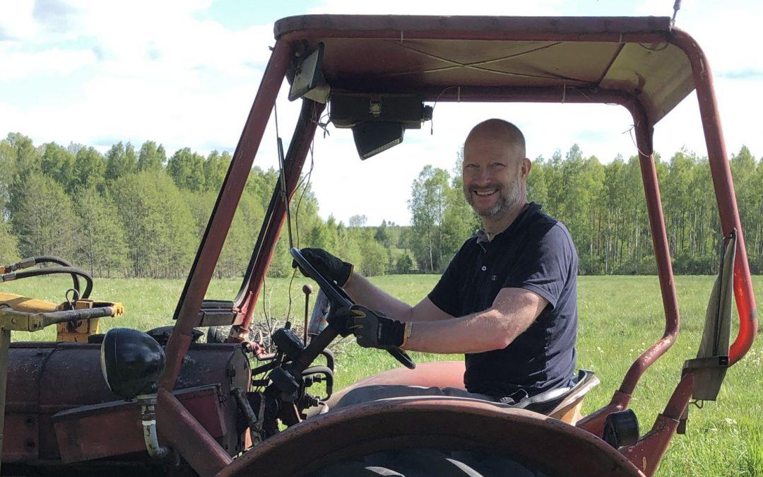 Ny medarbetare – Erik Lind